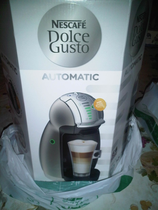 Nescafe DG 1