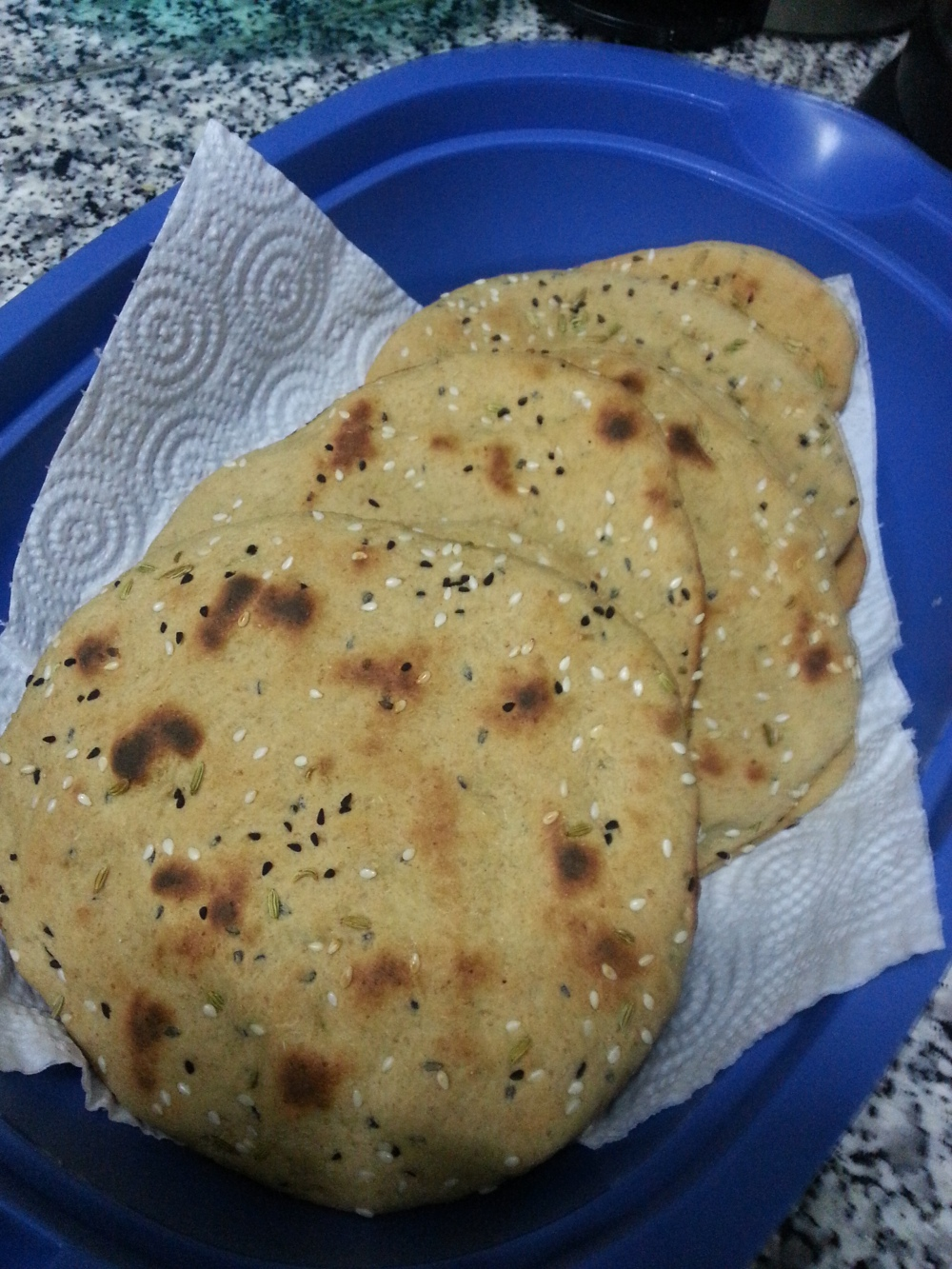 خبز تمر 2