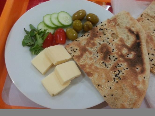 خبز ايراني