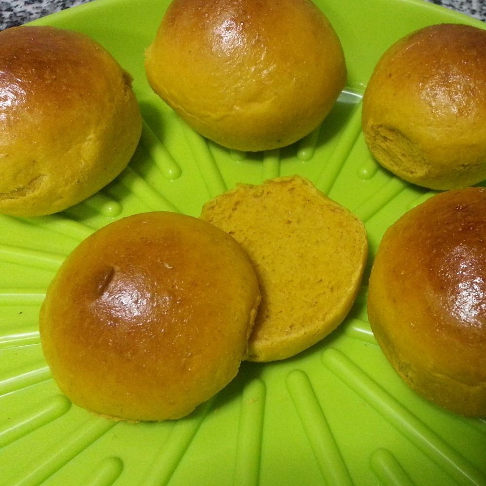خبز اليقطين