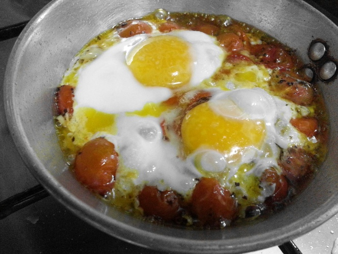 بيض ايطالي