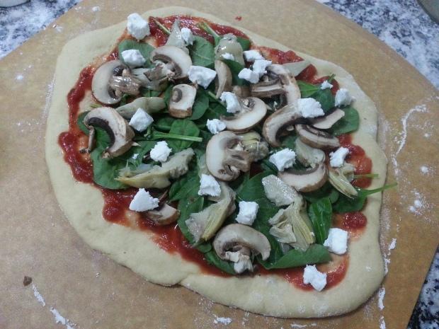 بيتزا بطريقتي 3