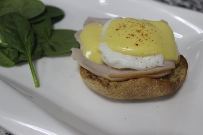 بيض بندكت