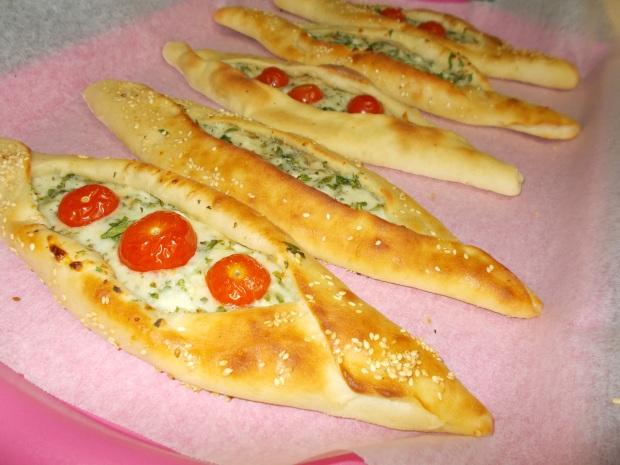 فطائر الجبن التركية