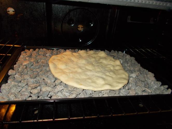 خبز طابون 4