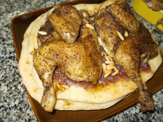 مسخن دجاج