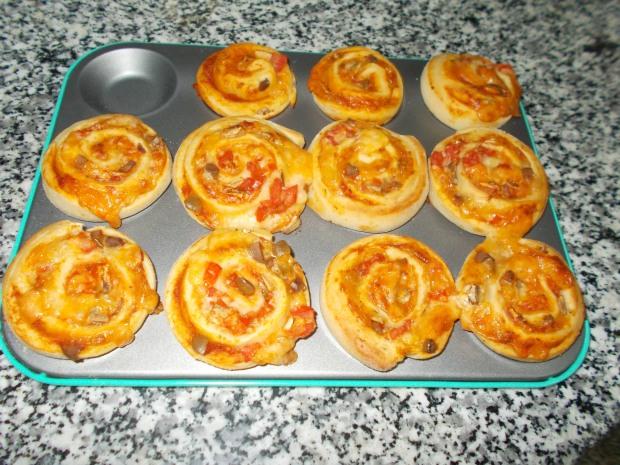 لفائف البيتزا3